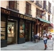 Madrid - Lanas El Gato Negro